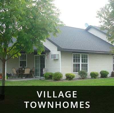Village Townhomes for rent Melrose MN