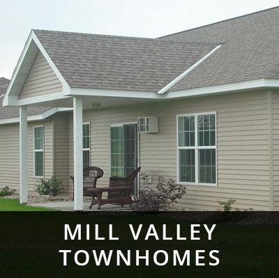 Mill Valley Townhomes for rent New York Mills MN