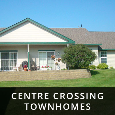 Centre Crossing Townhomes for rent Sauk Centre MN