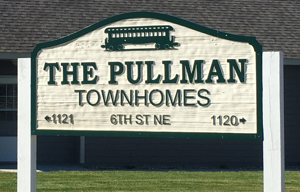 The Pullman Townhomes